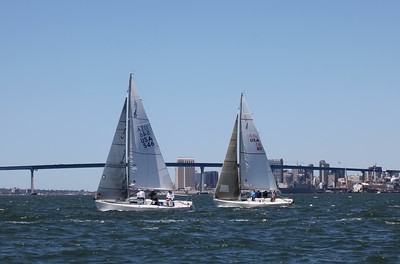 J 80's - Yachting Cup 2011  14