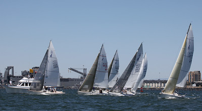 J 80's - Yachting Cup 2011  11
