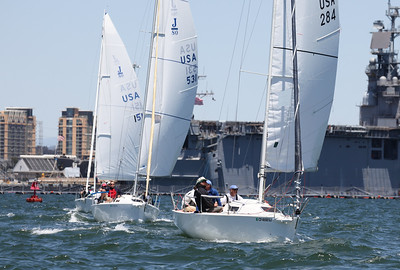 J 80's - Yachting Cup 2011  5