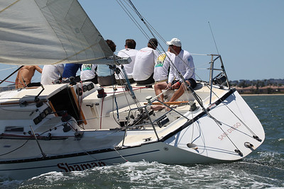 Shaman - 2011 Yachting Cup  5