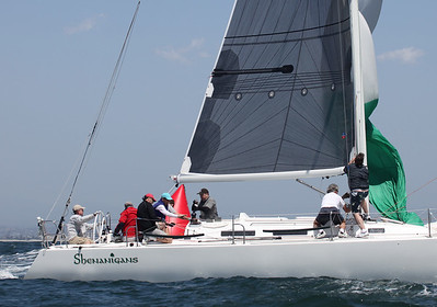 Shenanigians - Yachting Cup 2011  6