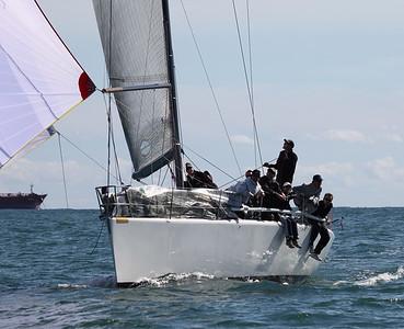 Skian Dhu - LBYC Midwinters 2011  7