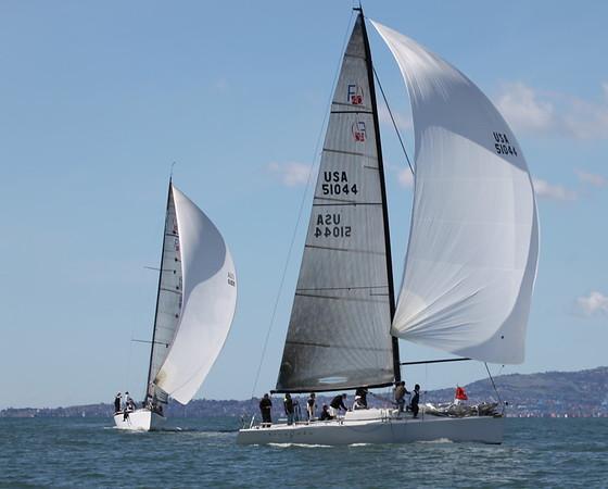 Skian Dhu - LBYC Midwinters 2011  2
