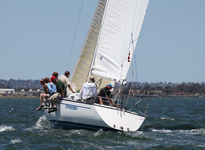 Strategem - 2011 Yachting Cup  2