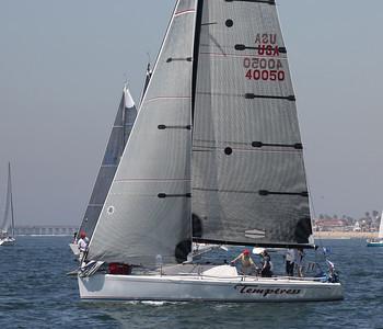 2011 Newport to Ensenada Race - Temptress  8
