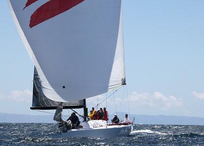2011 Ahmanson Regatta - Sunday - White Knight   1