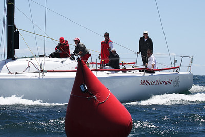 2011 Ahmanson Regatta - Sunday - White Knight   9