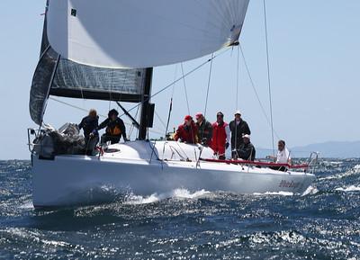 2011 Ahmanson Regatta - Sunday - White Knight   6