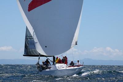 2011 Ahmanson Regatta - Sunday - White Knight   2