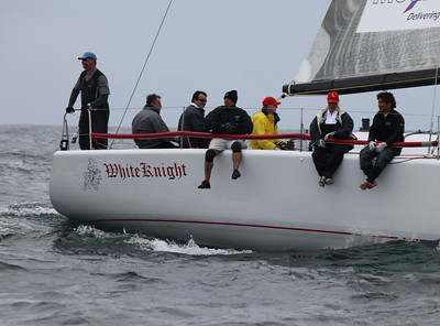 2011 Ahmanson - Saturday - White Knight  2