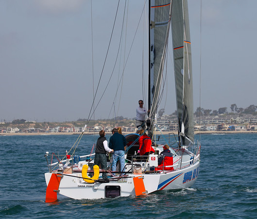 Yippee Kai Yay NHYC Cabo Race  14