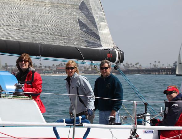 Yippee Kai Yay NHYC Cabo Race  6
