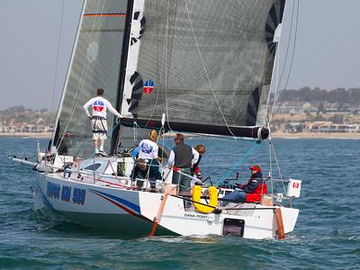 Yippee Kai Yay NHYC Cabo Race  18