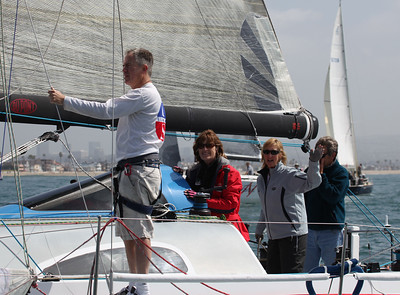 Yippee Kai Yay NHYC Cabo Race  4