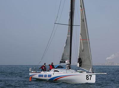 Yippee Kai Yay NHYC Cabo Race  10