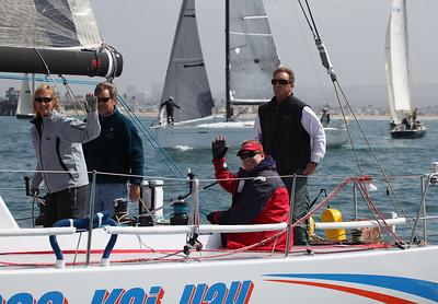 Yippee Kai Yay NHYC Cabo Race  5
