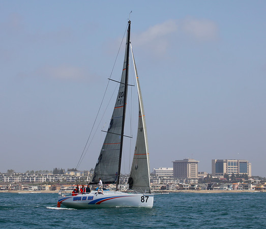 Yippee Kai Yay NHYC Cabo Race  25
