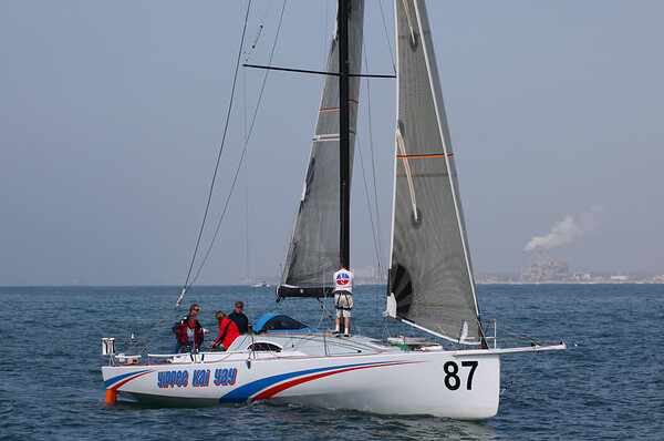 Yippee Kai Yay NHYC Cabo Race  11