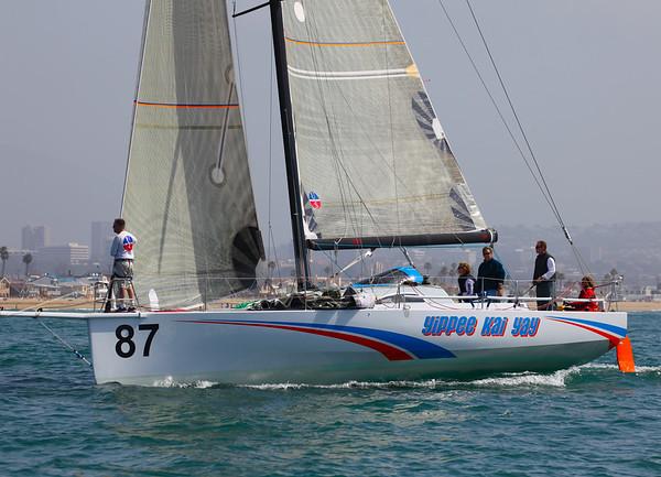 Yippee Kai Yay NHYC Cabo Race  26