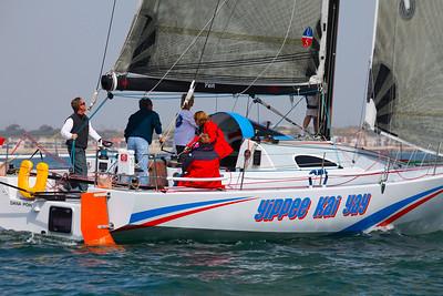 Yippee Kai Yay NHYC Cabo Race  12