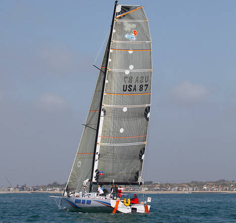 Yippee Kai Yay NHYC Cabo Race  24