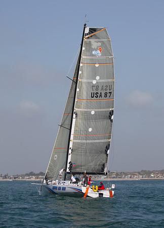 Yippee Kai Yay NHYC Cabo Race  23