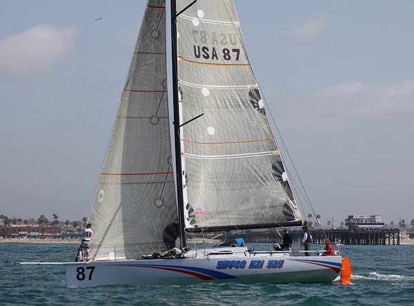 Yippee Kai Yay NHYC Cabo Race  27