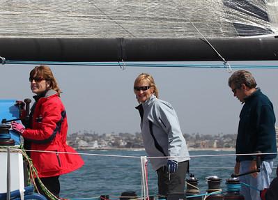 Yippee Kai Yay NHYC Cabo Race  8