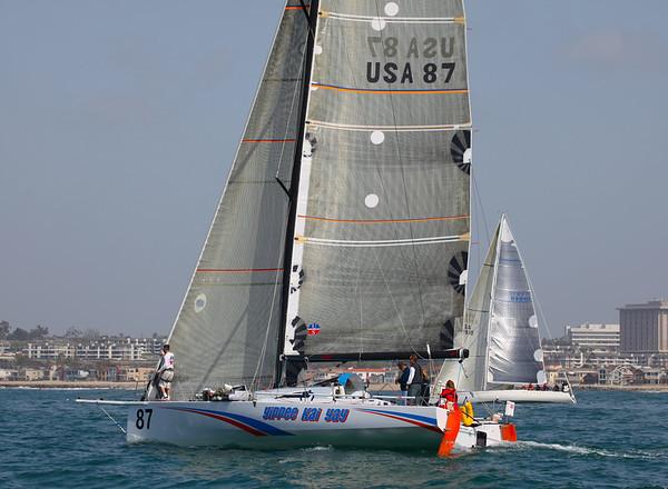 Yippee Kai Yay NHYC Cabo Race  30