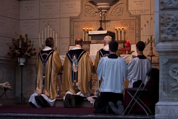 2011 Liturgy