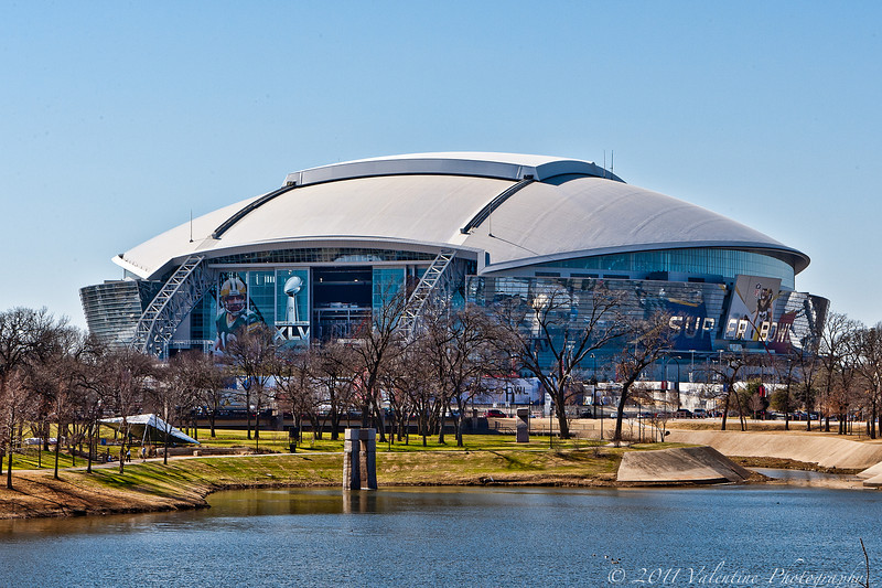 Cowboy Stadium, SuperBowl 01-29-11