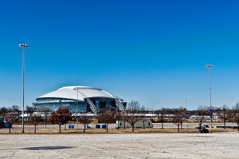 Cowboy Stadium, SuperBowl 01-29-11