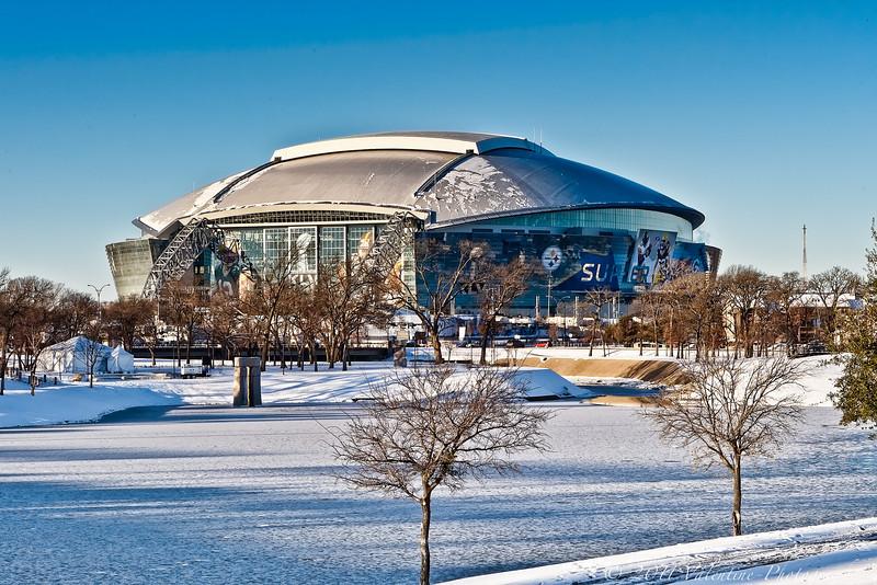 Cowboy Stadium, Super Bowl 02-05-11