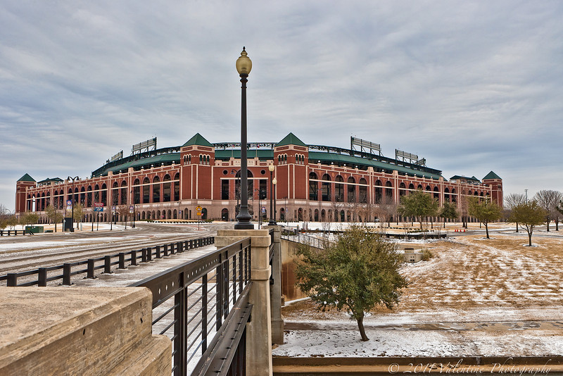The Ballpark In Arlington. 02-03-11<br /> Home of the Texas Rangers.