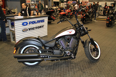 Toronto Int. Motorcycle Supershow