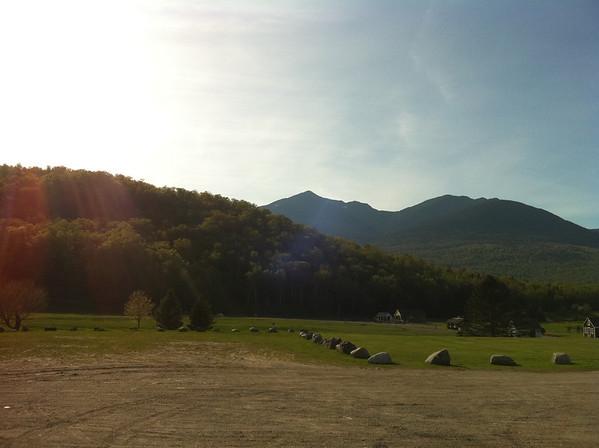 Mount Washington Training Run - May 2011