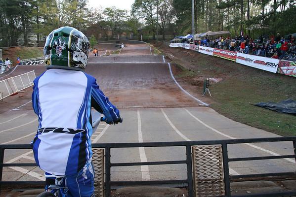 2011 Dixieland Nationals, Wild Horse Creek Park BMX, Powder Springs, Georgia