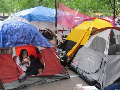 2011OccupyWallStreet