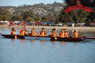 2011 Outrigger Canoe Races