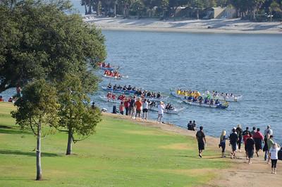 Kai Elua Champs - Novice Race to the Bridge