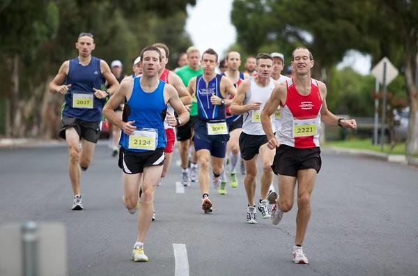 The Athlete's Foot Greenbelt Half Marathon