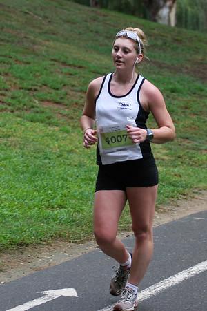 The Athlete's Foot Greenbelt Half Marathon 16km