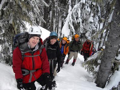 01 Stevens Pass, Snow Skills