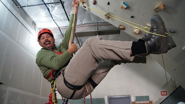 05 Mountaineers - Rescue Practice