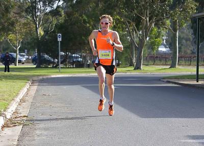 Jacob's Creek Barossa 1/2 Marathon,10km, 5km Finish
