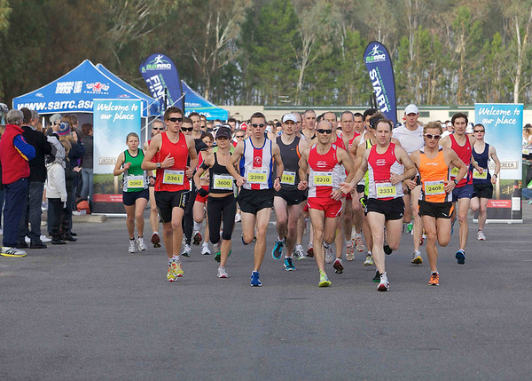 Barossa Running Festival