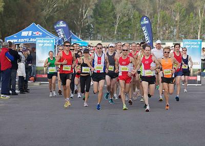 Jacob's Creek Barossa 1/2 Marathon,10km, 5km Start