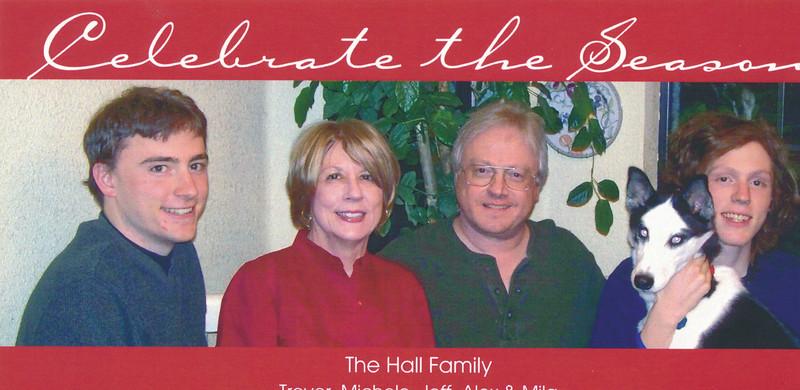 2011 Hall family