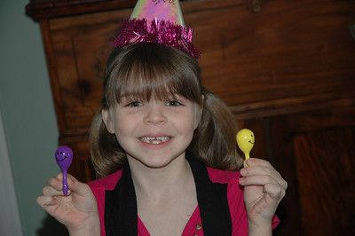 2011 January Kathryn's Birthday