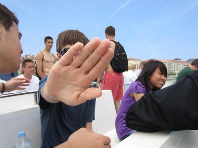 2011 Katie's trip to Santander Spain
